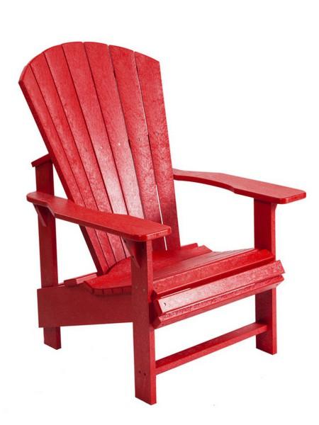 Adirondack Upright - der Komfortable